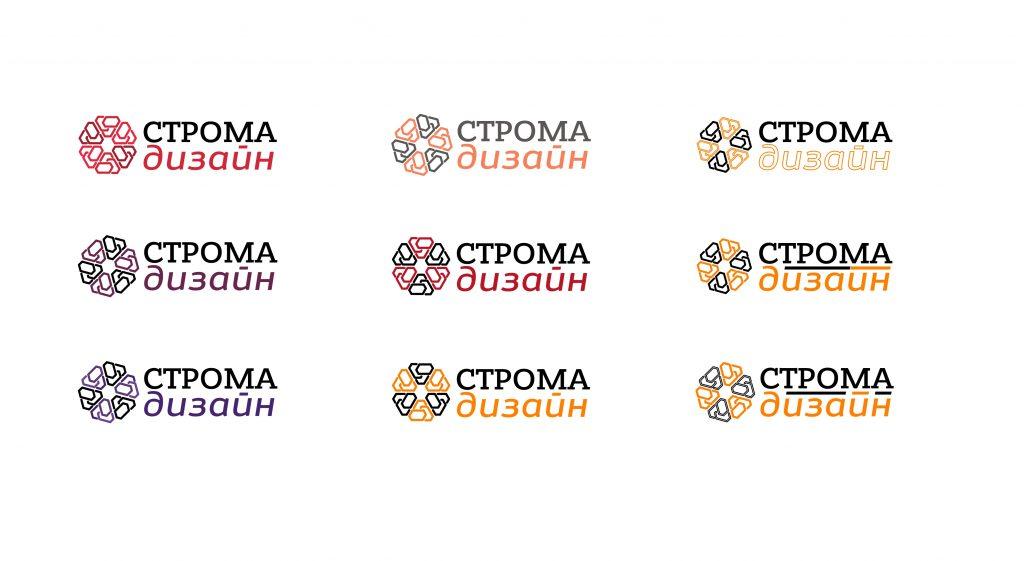 Фото Логотип для Строма Дизайн